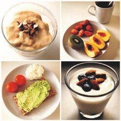 Forslag til måltider